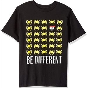 Be different Ninja tee 10-12